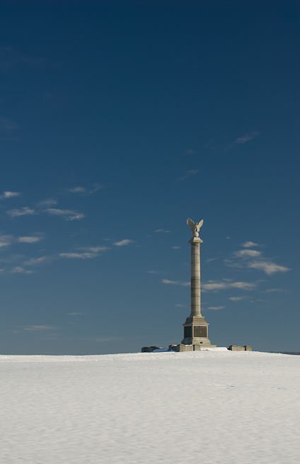 New York Monument, Antietam Battlefield, Sharpsburg, Maryland, D