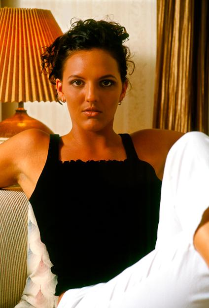 Model, Ten Years Ago, August 15, 2003