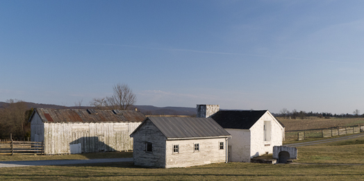 Antietam National Battlefield Park, March 10, 2013