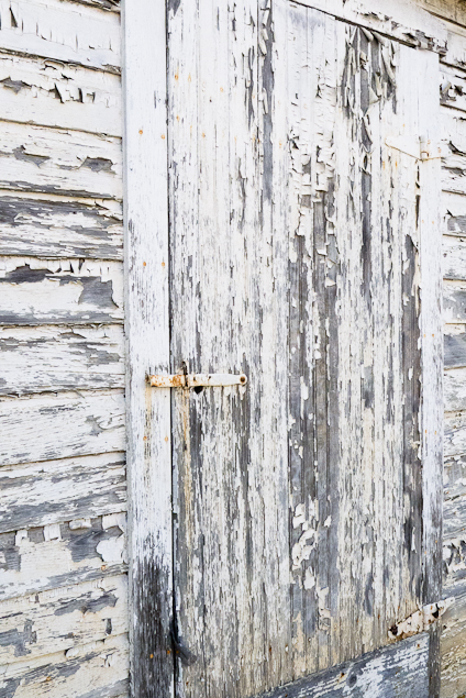 Door and Latch, Mumma Farm, Antietam National Battlefield Park,