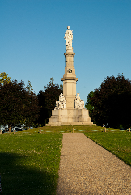 Soldiers National Monument, Gettysburg National Military Park, G