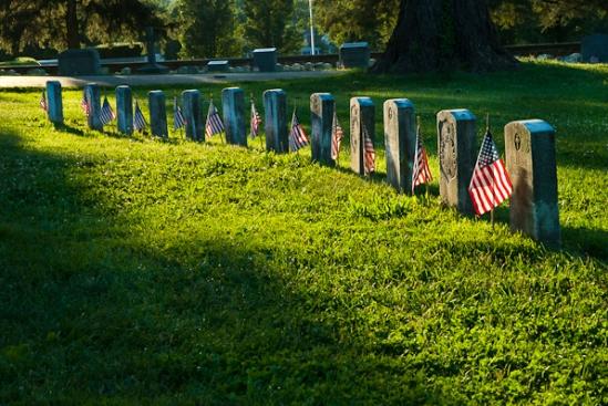 Gettysburg National Military Park, Gettysburg, Pennsylvania, May