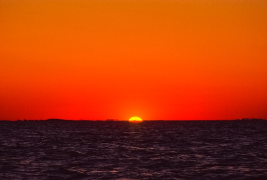 Sunrise, Point Lookout, Maryland, May 2000