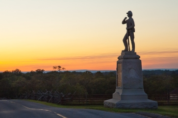 Monument, 7th Pennsylvania Reserve Volunteer Infantry, Antietam