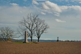 14th Connecticut Infantry Monument, Antietam National Battlefield Park, Sharpsburg, Maryland, October 22, 2013