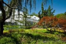 Conservatory Exterior, Brookside Gardens, Silver Spring, Marylan