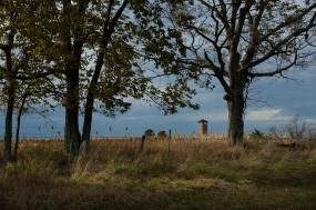 Tower, Antietam National Battlefield Park, Sharpsburg, Maryland,